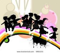 stock-vector-kids-at-play-9883255