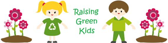 Raising Green Kids logo v8