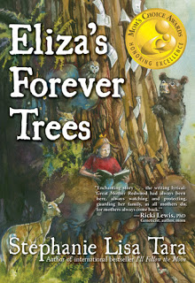 Eliza's Forever Trees Cover